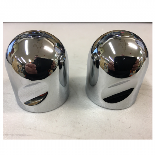 Bristan Domed Heads In Chrome (Model ON DH CP)